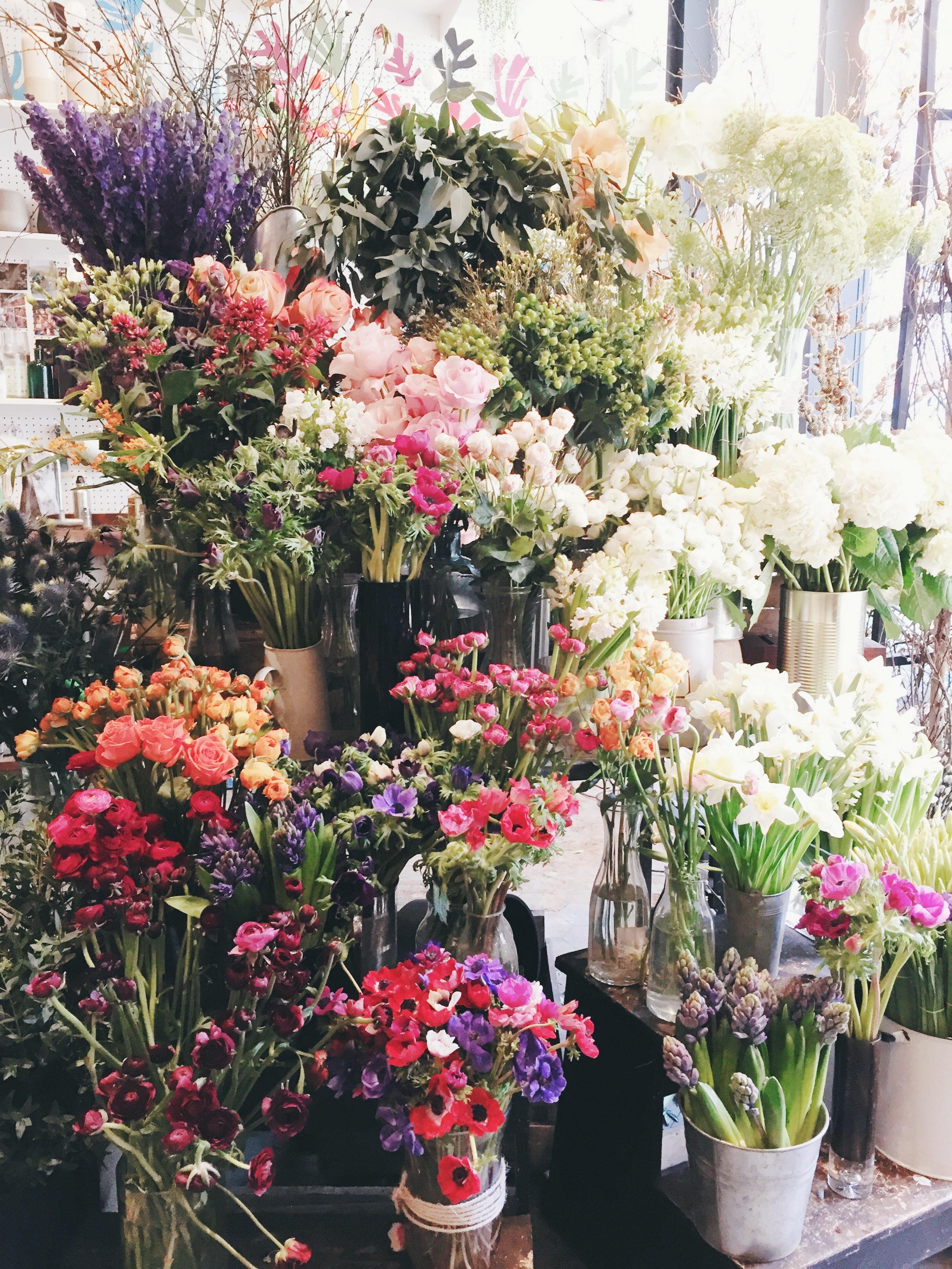 That Flower Shop, London | Makelight