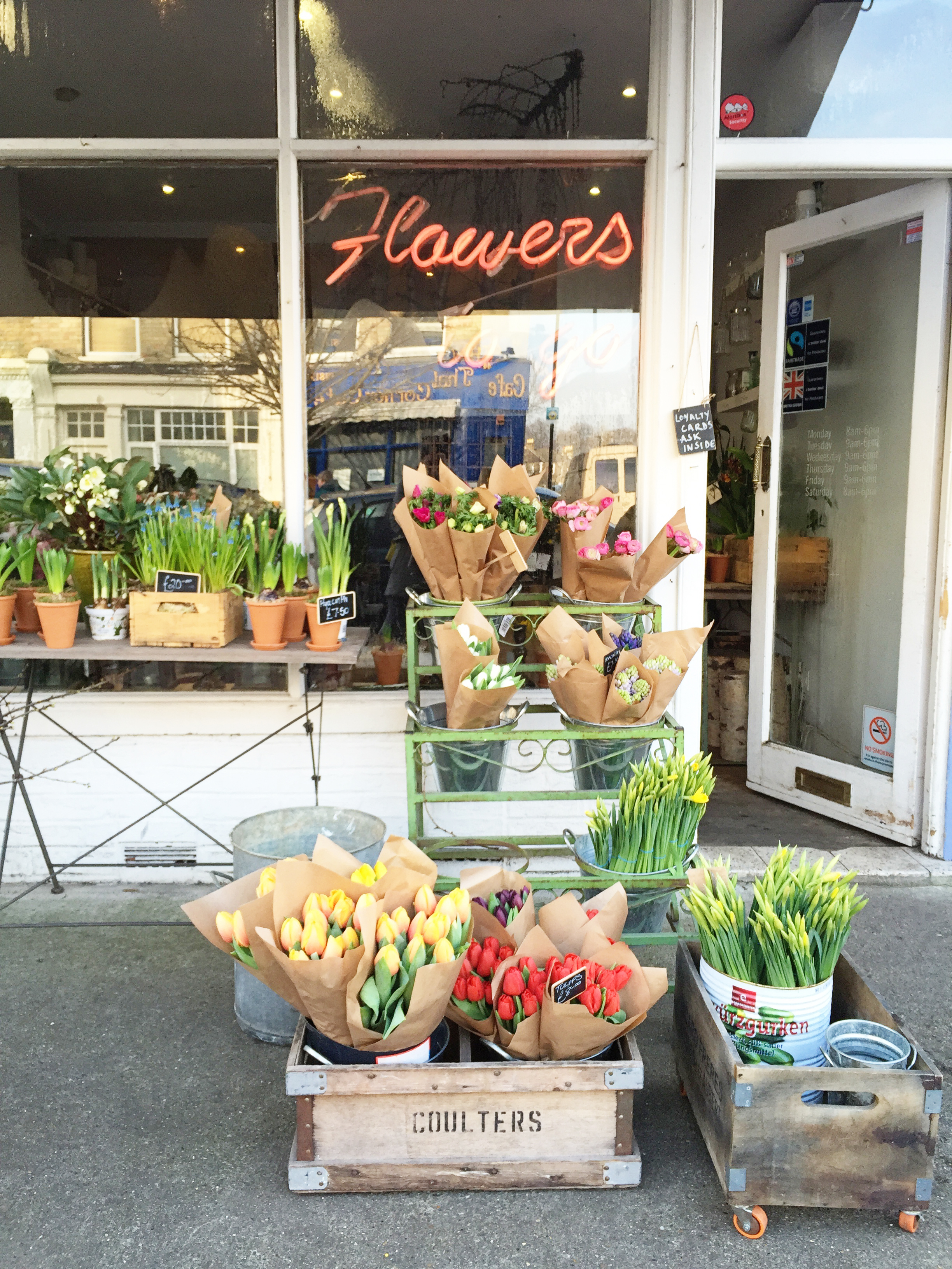 Fresh Flower Company | Makelight