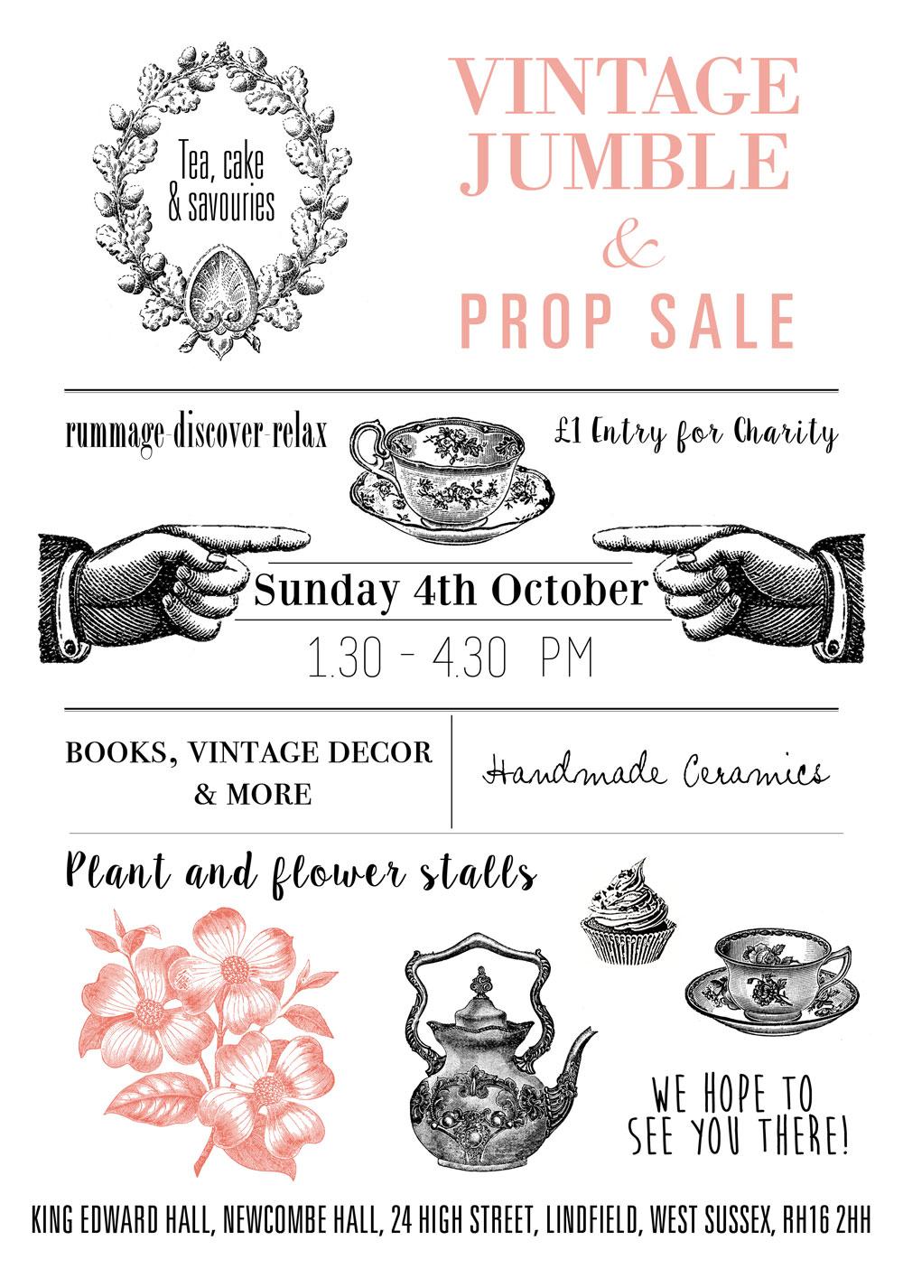 Vintage Jumble & Prop Sale