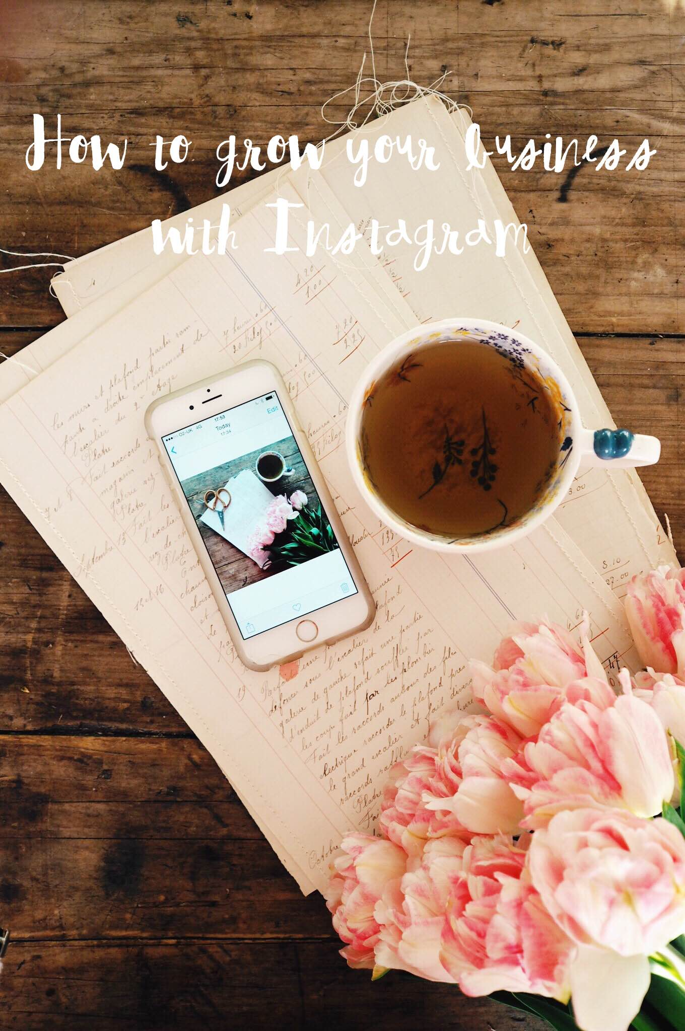 Tips for Building A Business Using Instagram