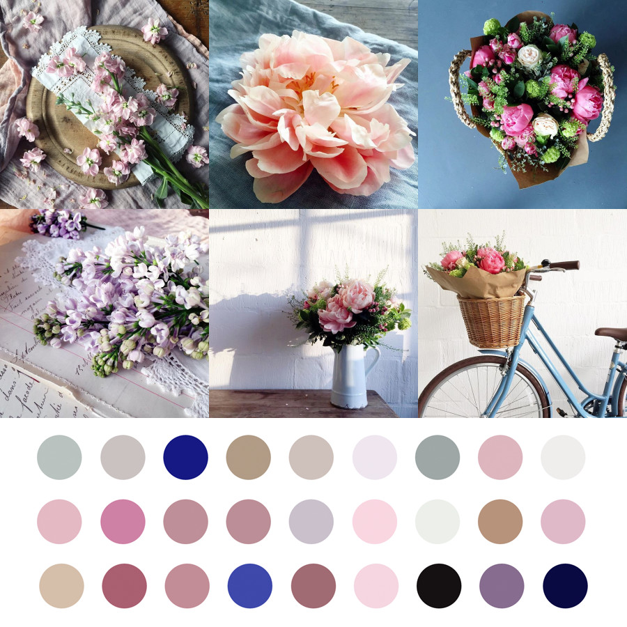 Makelight Insights Colour Palette