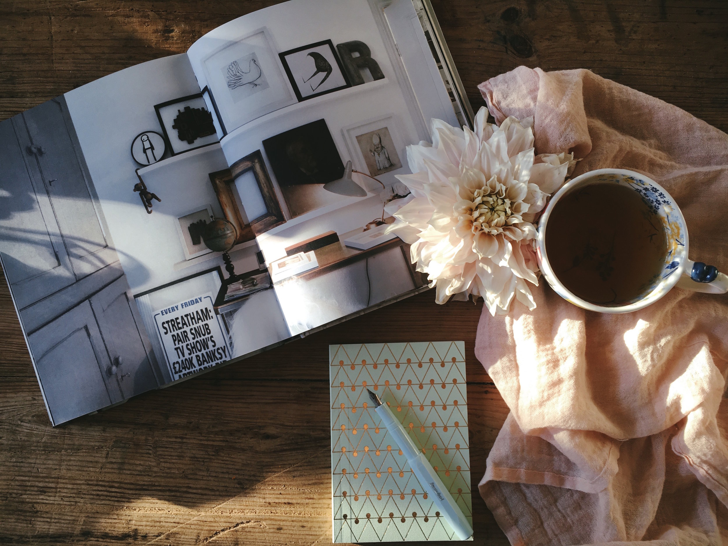 The Creative Home by Geraldine James
