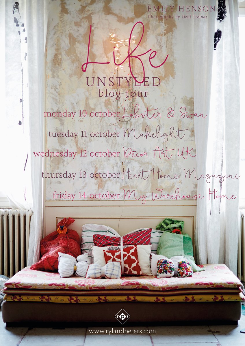 Life Unstyled Blog Tour