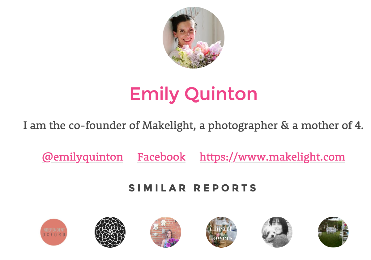 Makelight Insights