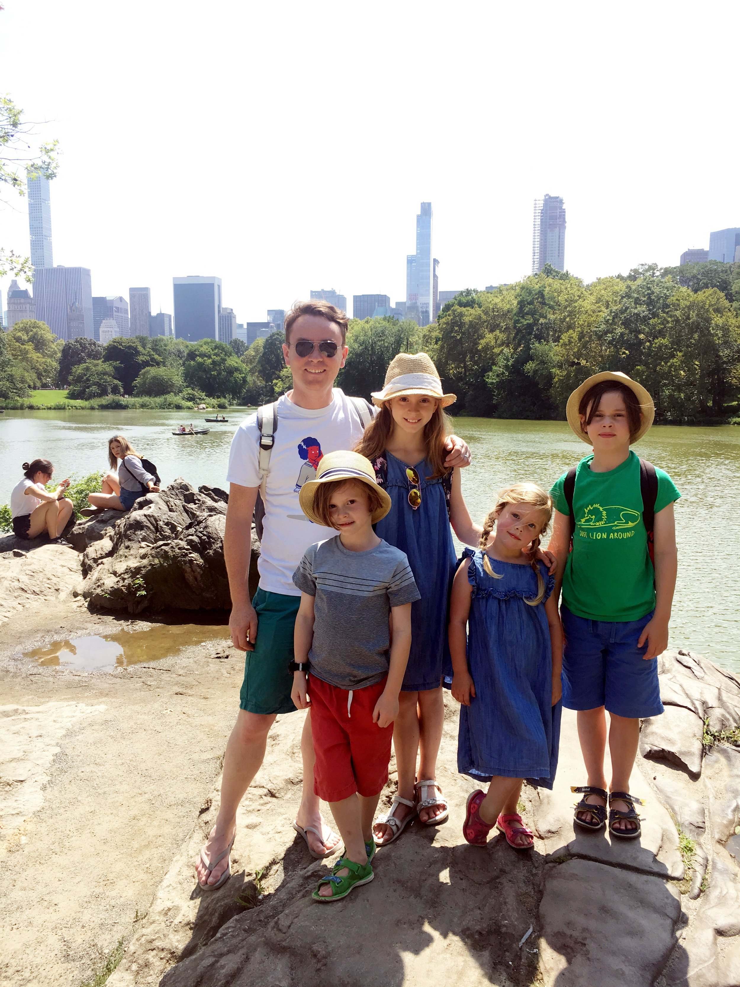 New York : The Quinskis
