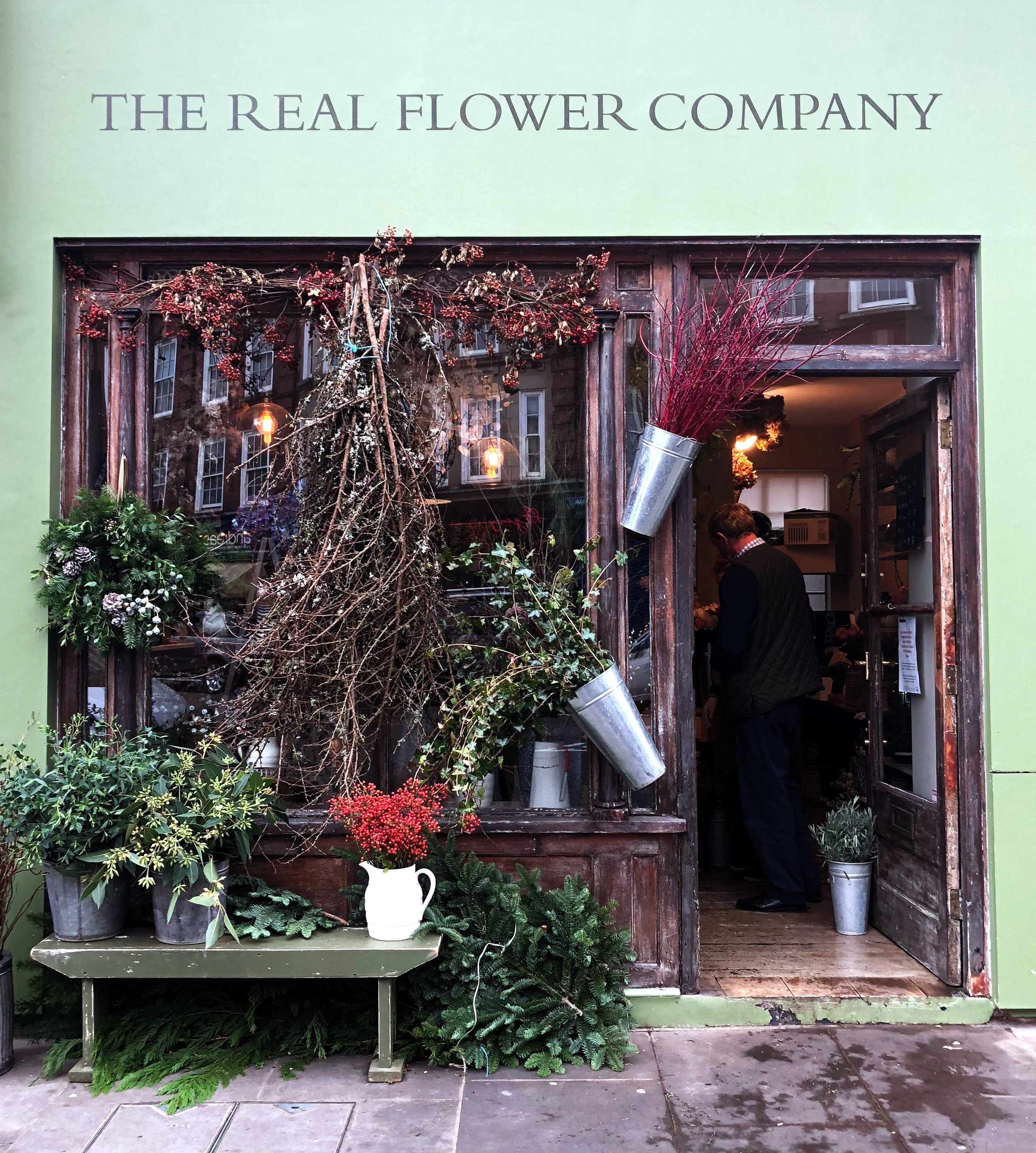 The Real Flower Company : The Quinskis