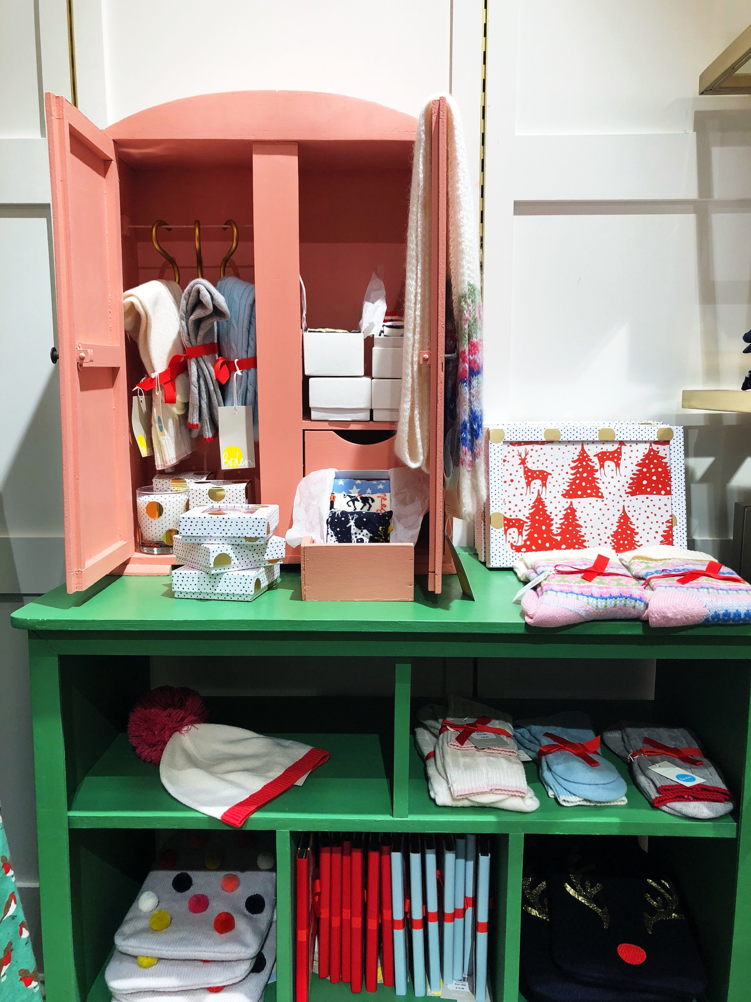 The Boden Store, London : The Quinskis