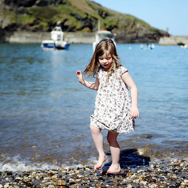 Last weekend in Port Isaac! Away from my little ones until Sunday and missing them like crazy already. xxx