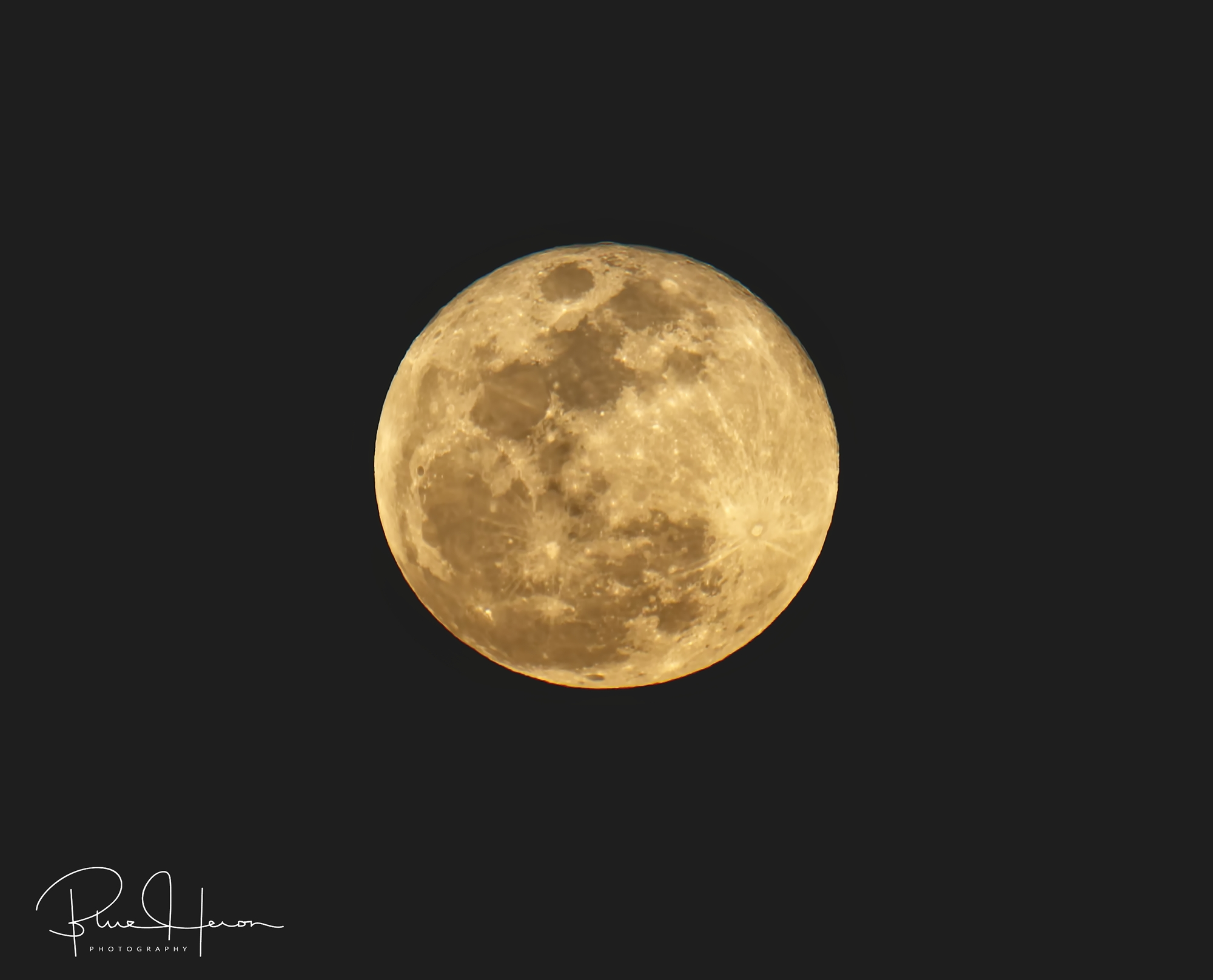 31 Jan 18 Supermoon..I learned I have a lot to learn about lunar photography