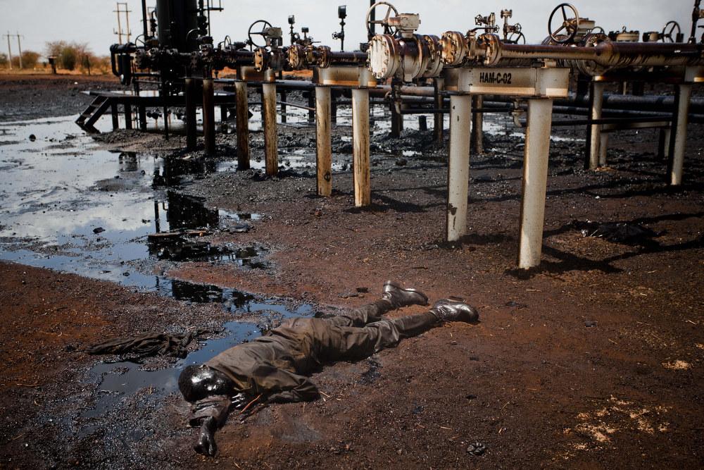April 2012, Sudan