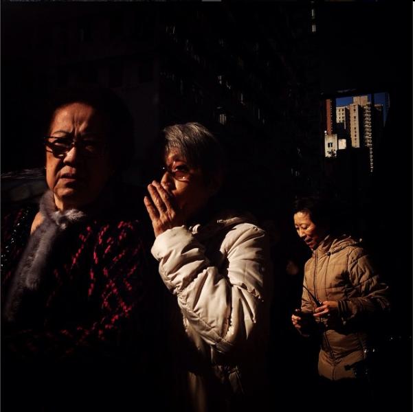 Tin Hau, Hong Kong - iPhone