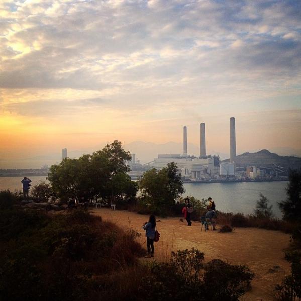 Lamma Island, Hong Kong - iPhone