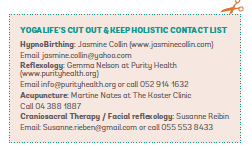 Holistic fertility & pregnancy reflexology with Gemma Nelson at www.purityhealth.org Dubai