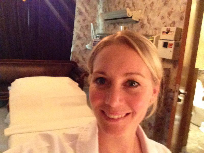 Gemma Nelson purityhealth.org Holistic Therapist Dubai