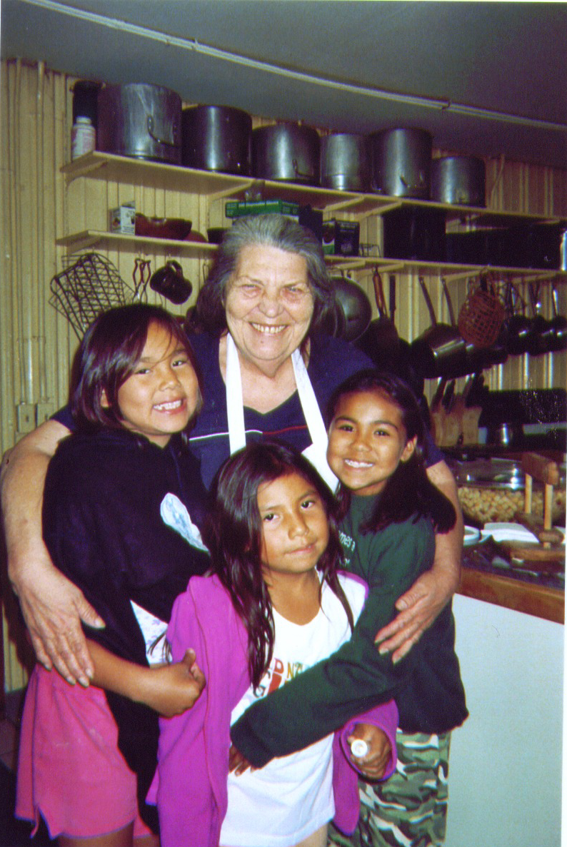 Waabiinongkwe  / Mary Lynn: Tribal Elder  Little Traverse Bay Bands of Ottawa Indians