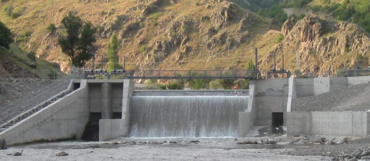 Yedigöl ve Aksu Hidroelektrik Projeleri