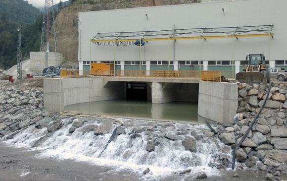 Kayakopru 1 - 2 Hidroelektrik Santral Projeleri