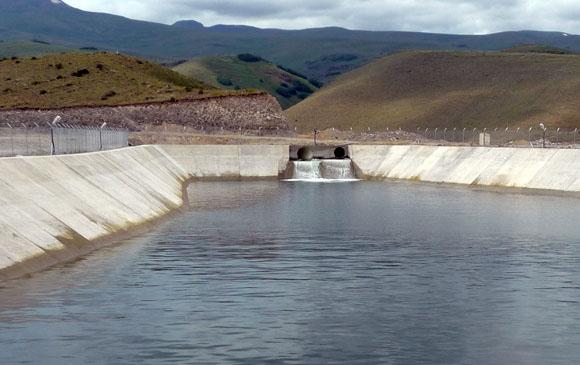 Kaletepe Hidroelektrik Santral Projesi