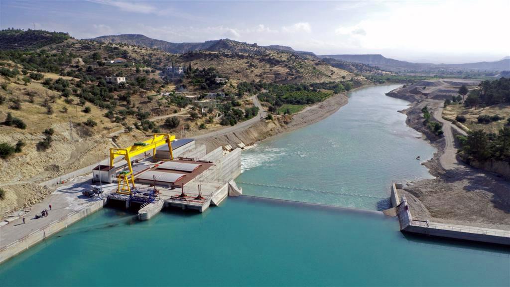 Azmak Hidroelektrik Santral Projesi
