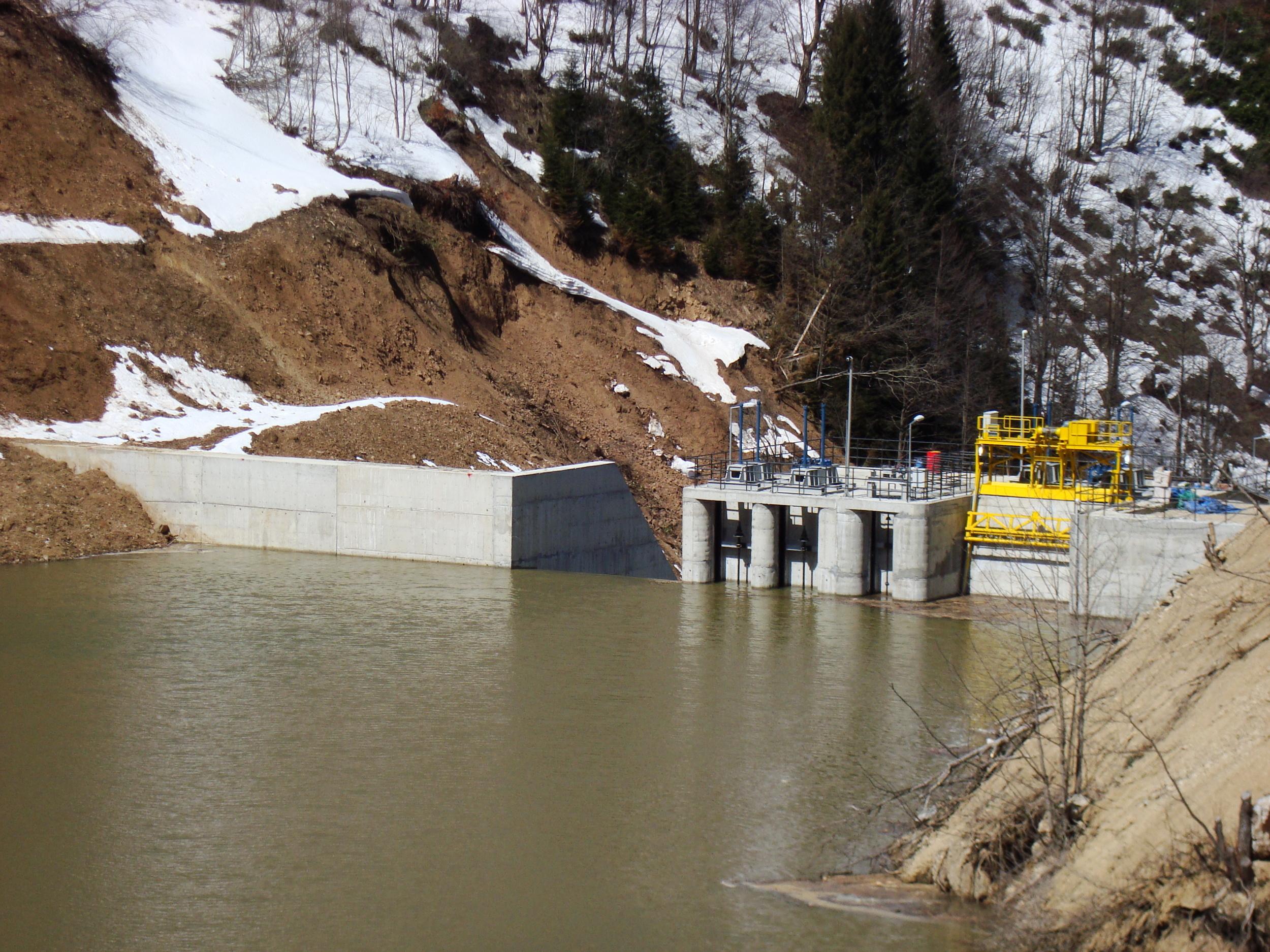 Vizara Dam