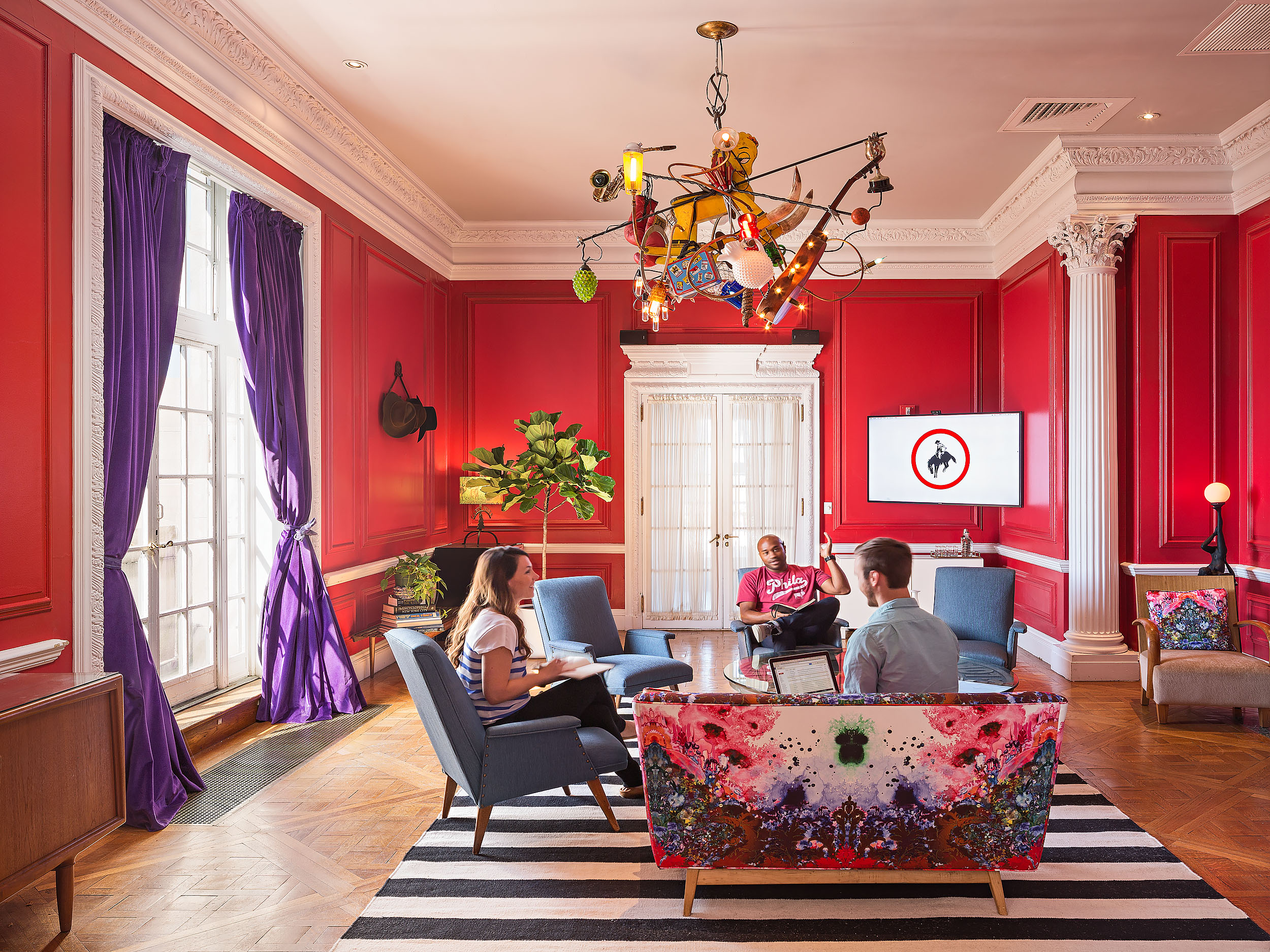 Philly's Coolest Offices - Red Tettemer O'Connell + Partners