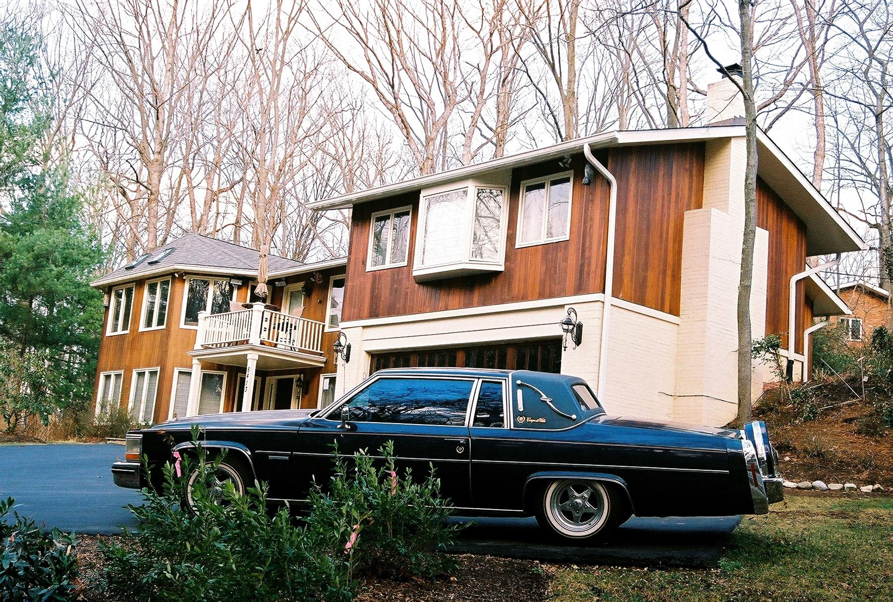 Carderock Springs  Bethesda, Maryland  March 2011  (Kodak Ultramax 400)