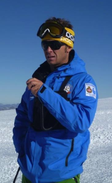 SIMONE MALUSA' allenatore squadra nazionale di Snowboardcross