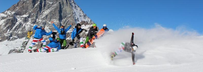 squadra nazionale di snowboardcross