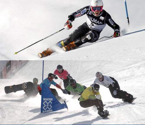 PREPARAZIONE PER SCI E SNOWBOARD CLUB DI TUTTI I LIVELLI