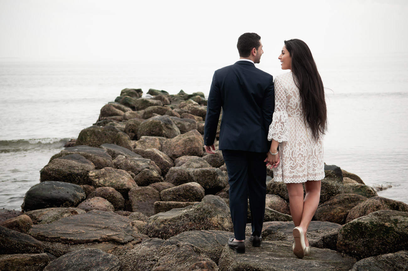 Beach Engagement Portrait Photographer Angela Chicoski Photography_0002.jpg
