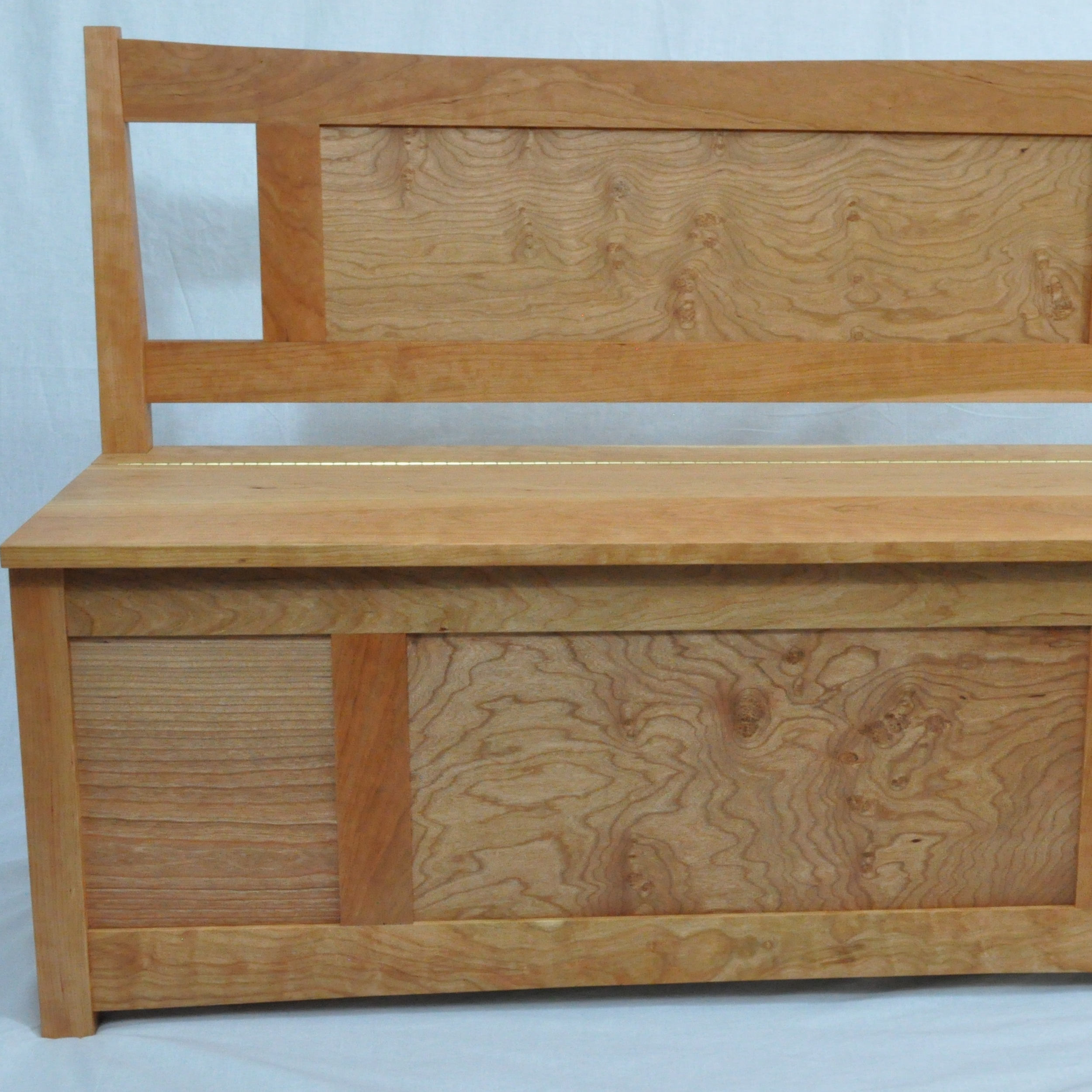 Copy of Cherry Storage Bench