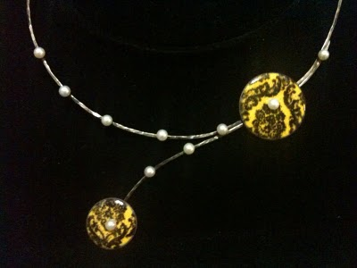 A Necklace For Clare.