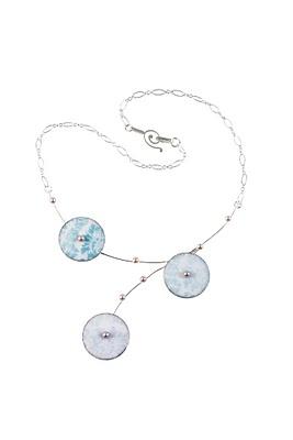 alternative wedding necklace