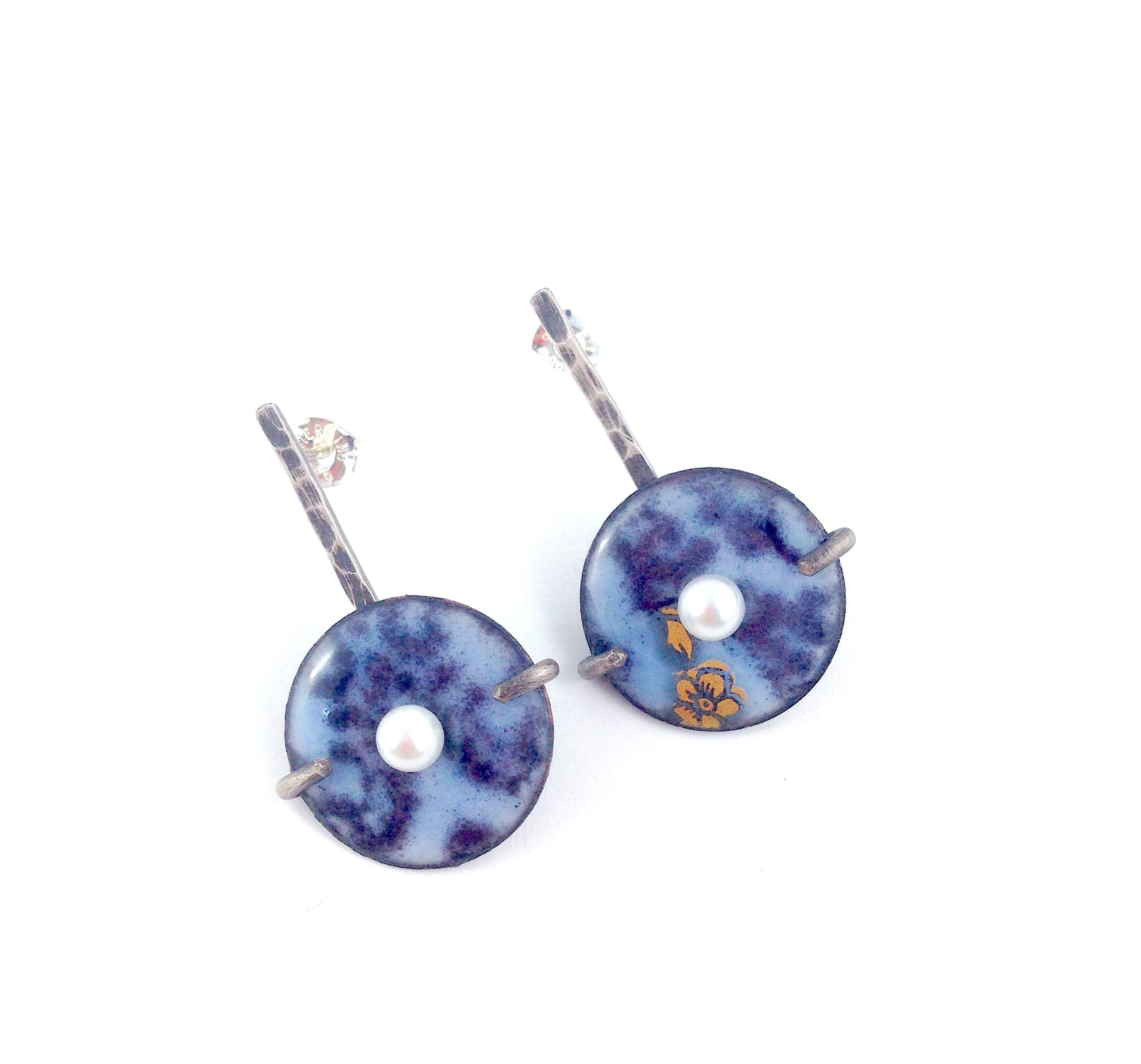 Lollipop Earrings © Patsy Kay Kolesar Design
