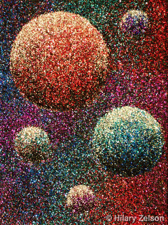 Bubbles VI