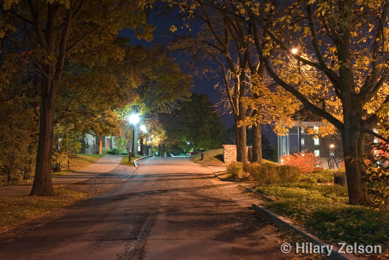 Campus Stroll