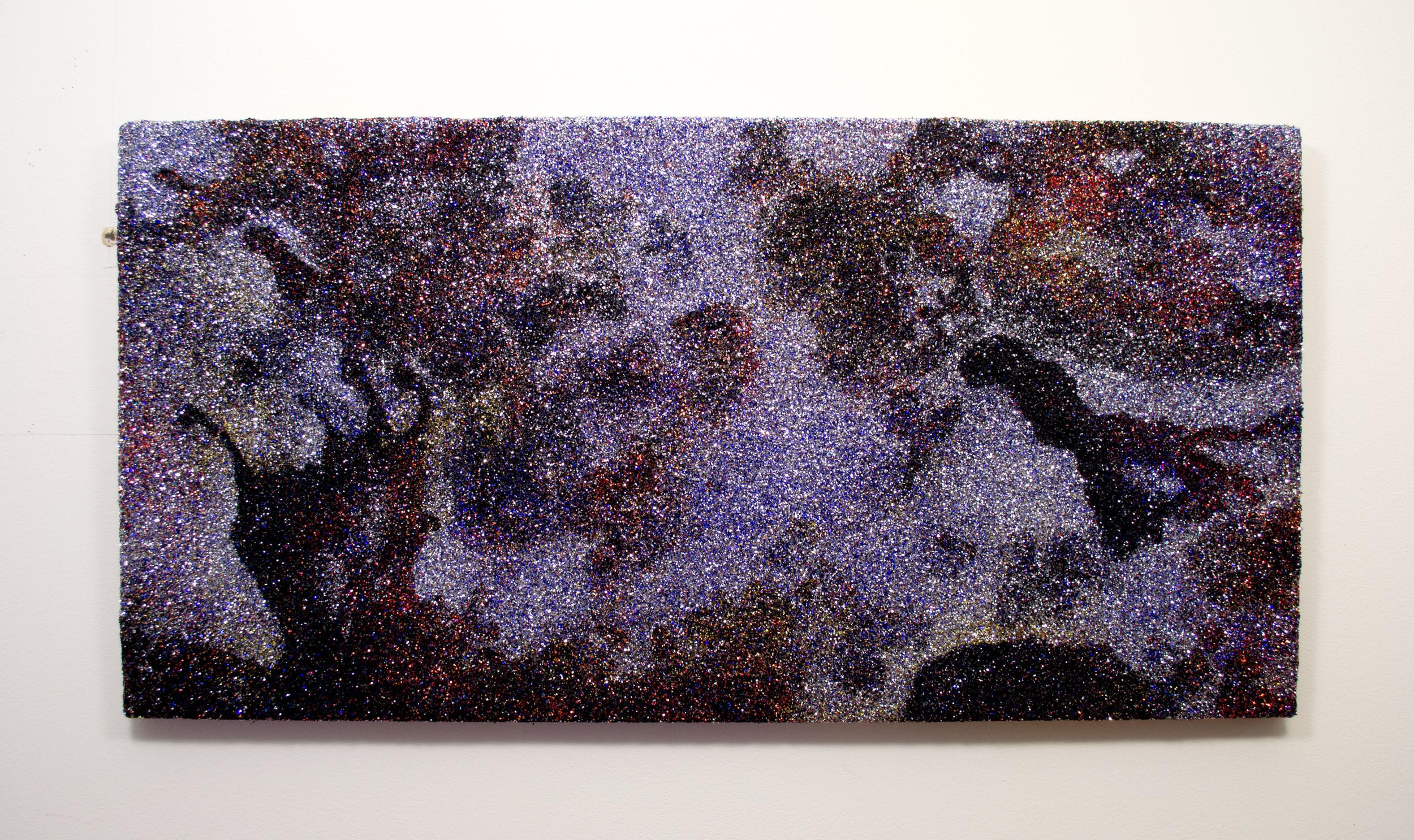 """Dust Pillars in the Carina Nebula"