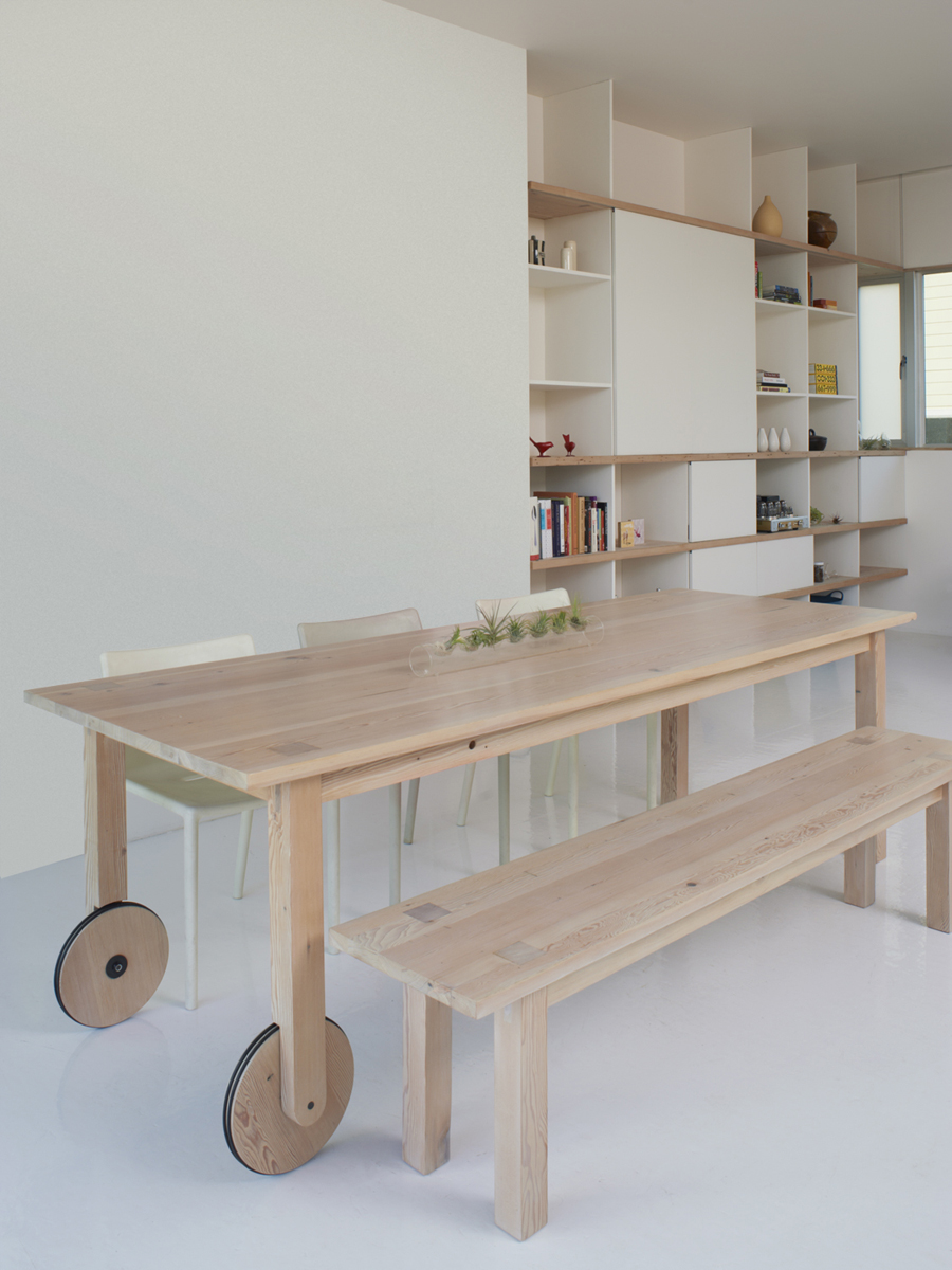 Barrow table inside with shelves -Portrait.jpg