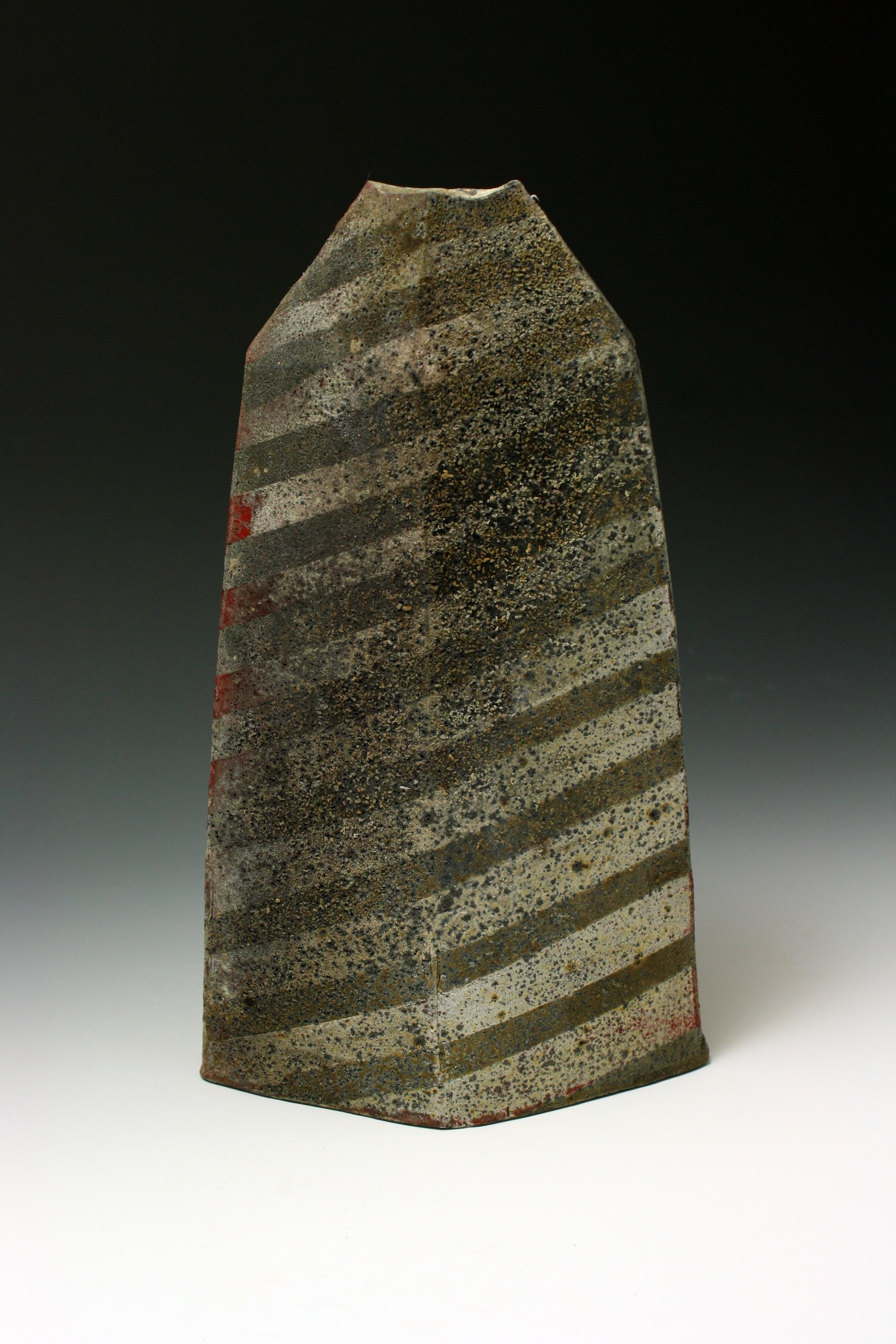 Lighthouse Vase (back view)