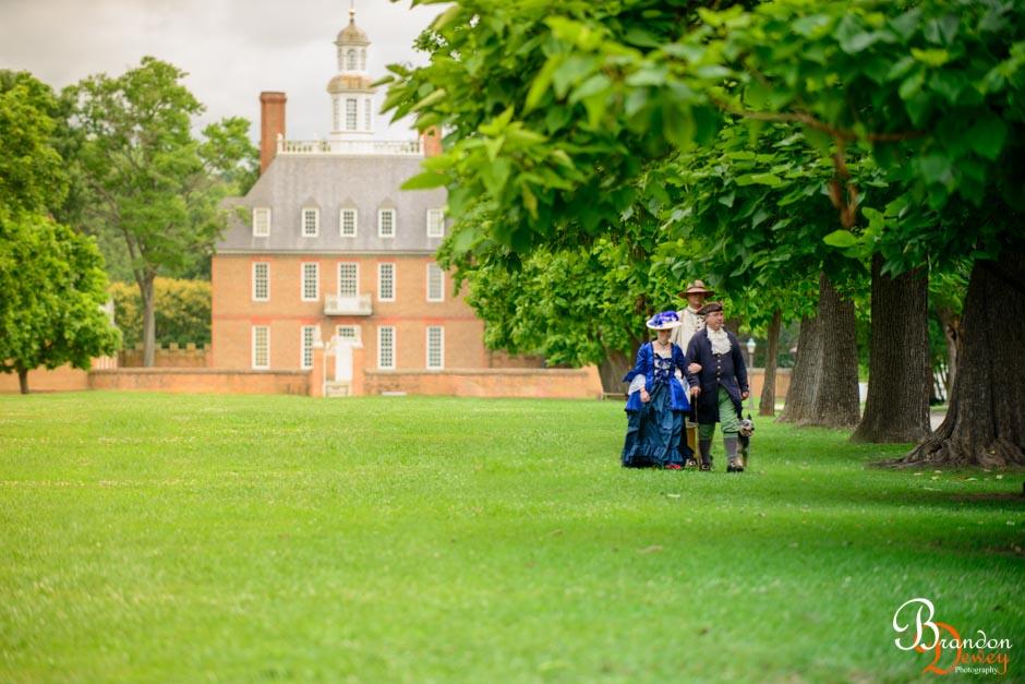 Colonial Williamsburg. Williamsburg, VA