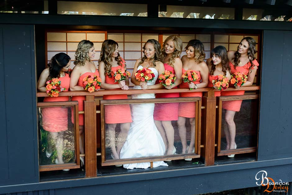 Jimmy and Ashley's Wedding. Piedmont, CA.  Link to Photo