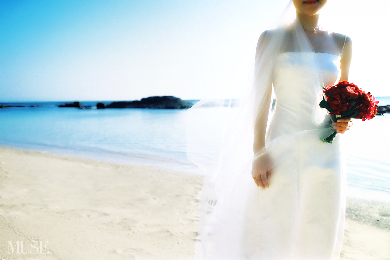 MUSE Bride Lanikuhonua Wedding
