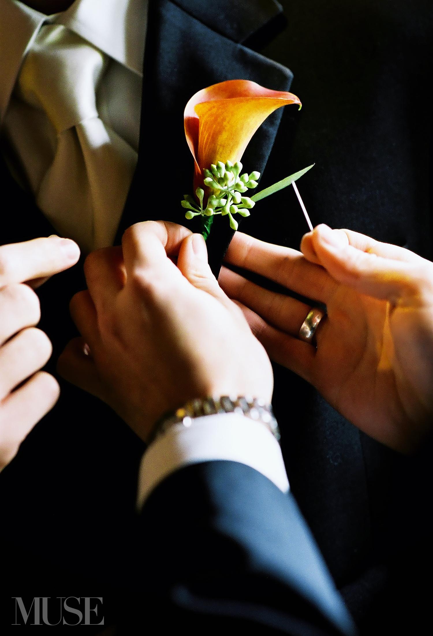 MUSE Bride Seattle Wedding