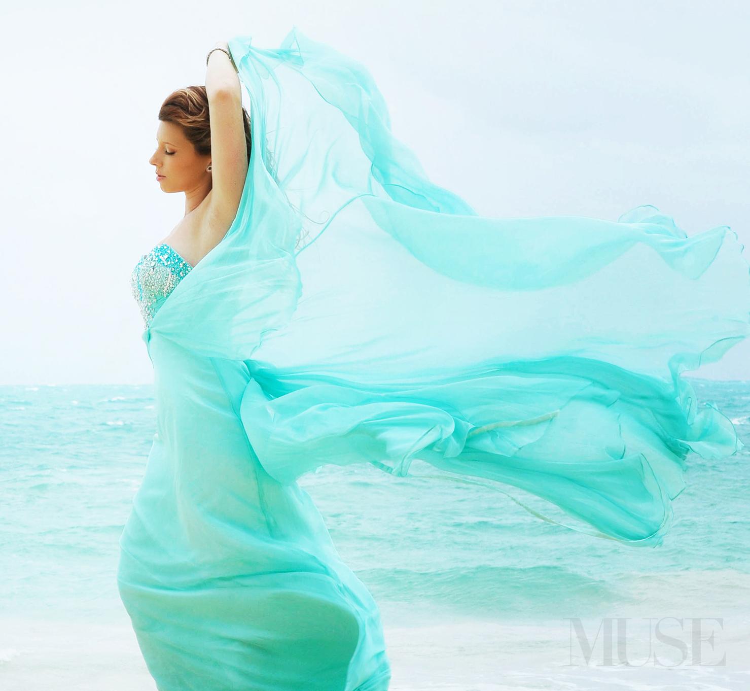 MUSE Bride Editorial Waimanalo Bay