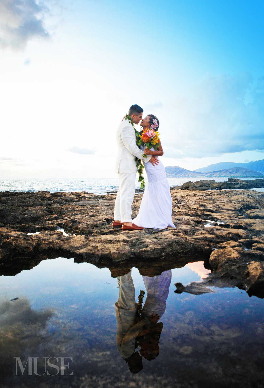 MUSE Bride Wedding Lanikuhonua