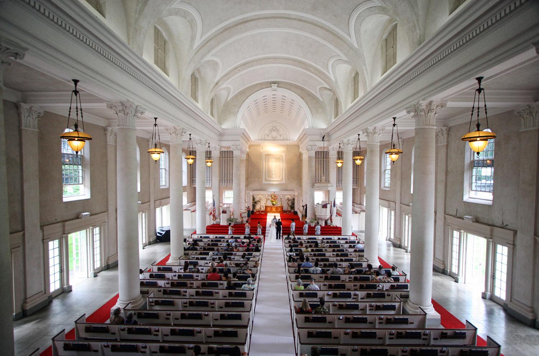 MUSE Bride Central Union Church