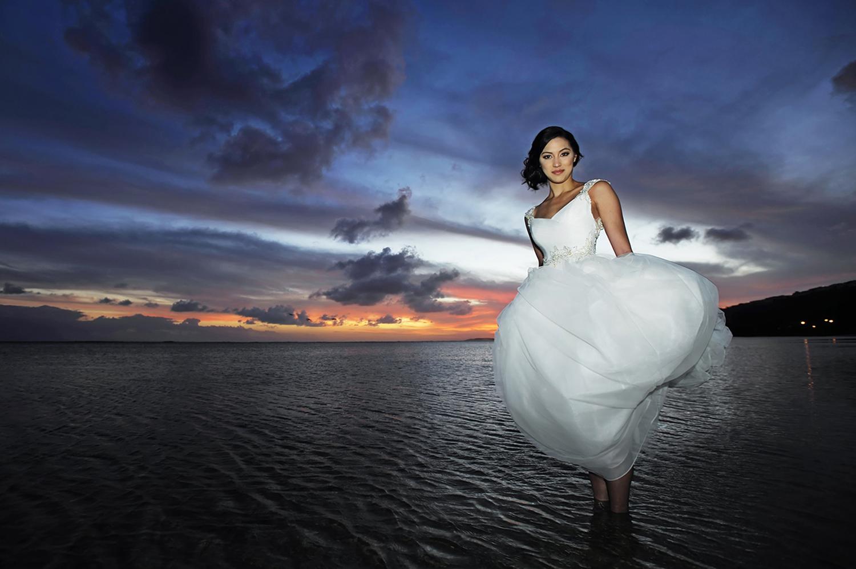 Alohilani Weddings Paiko Beach