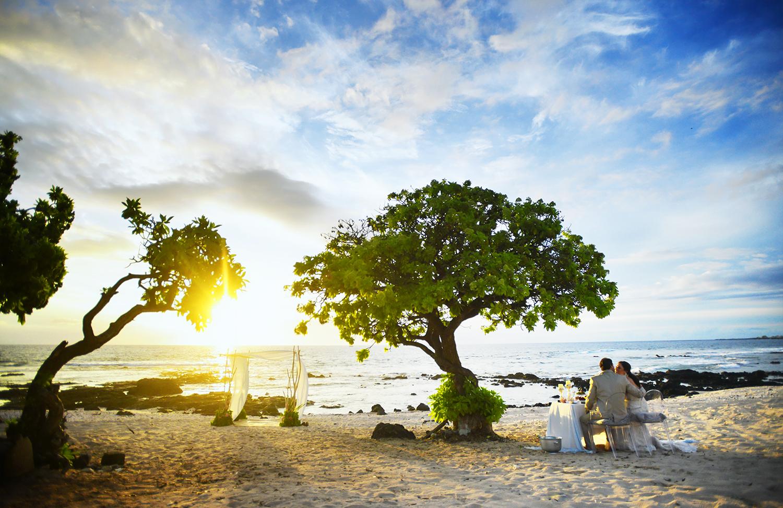 Alohilani Weddings - Elopement Big Island