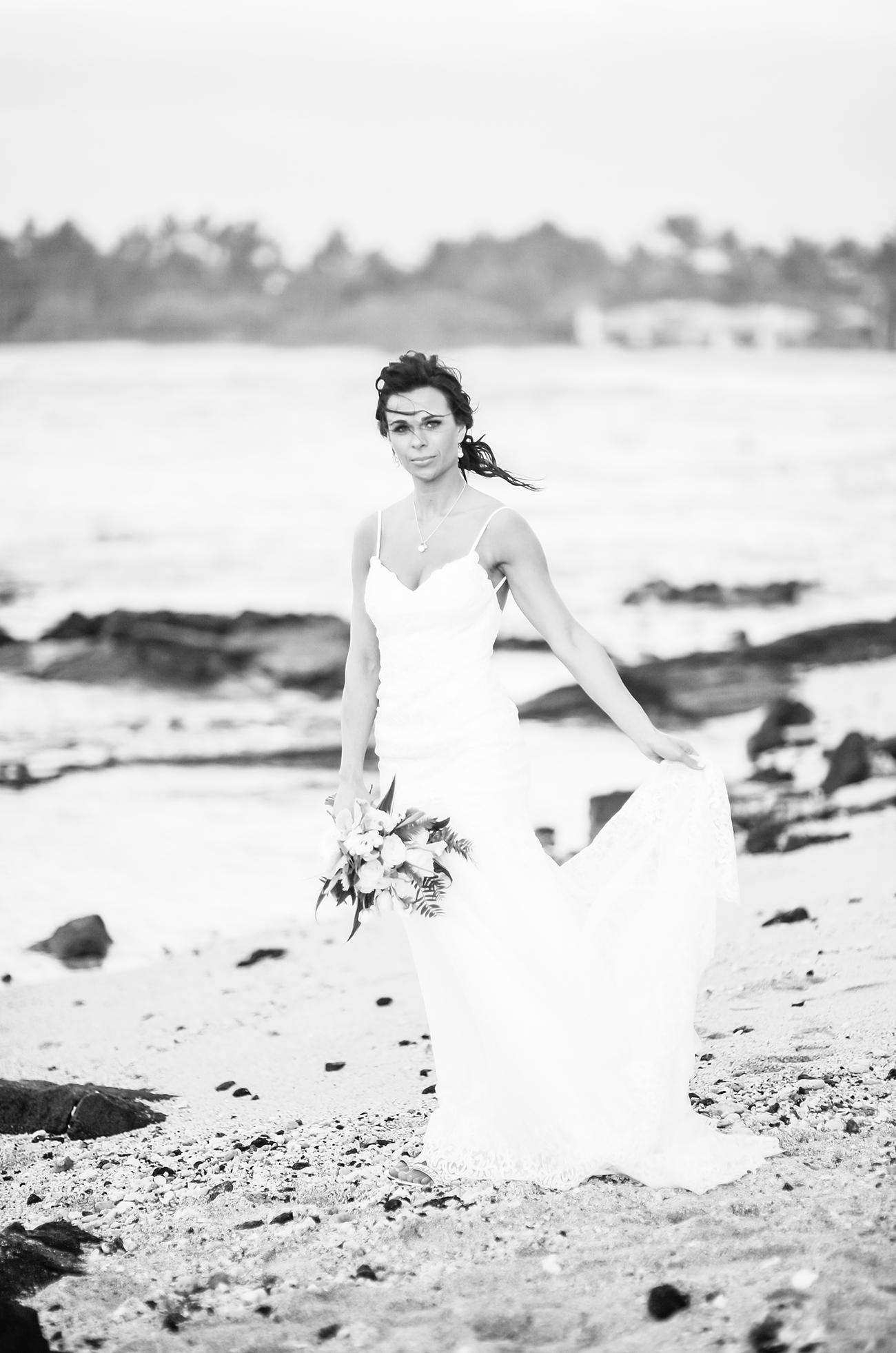 Alohilani Weddings - Wedding Portrait