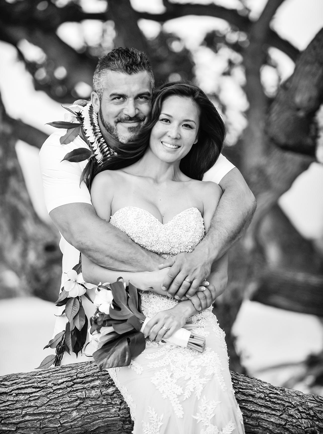 Alohilani Weddings Elopement Portrait